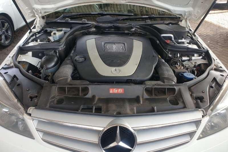 2008 Mercedes Benz C Class