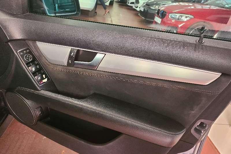 2013 Mercedes Benz C-Class