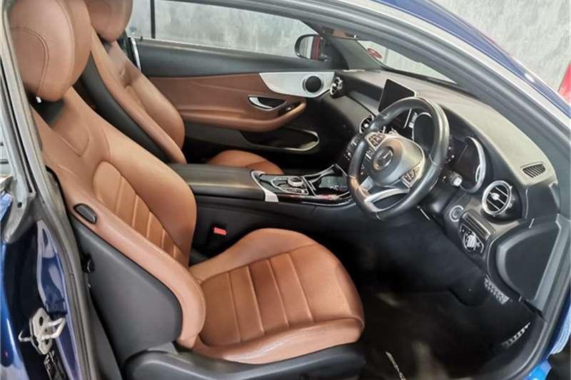 2016 Mercedes Benz C Class