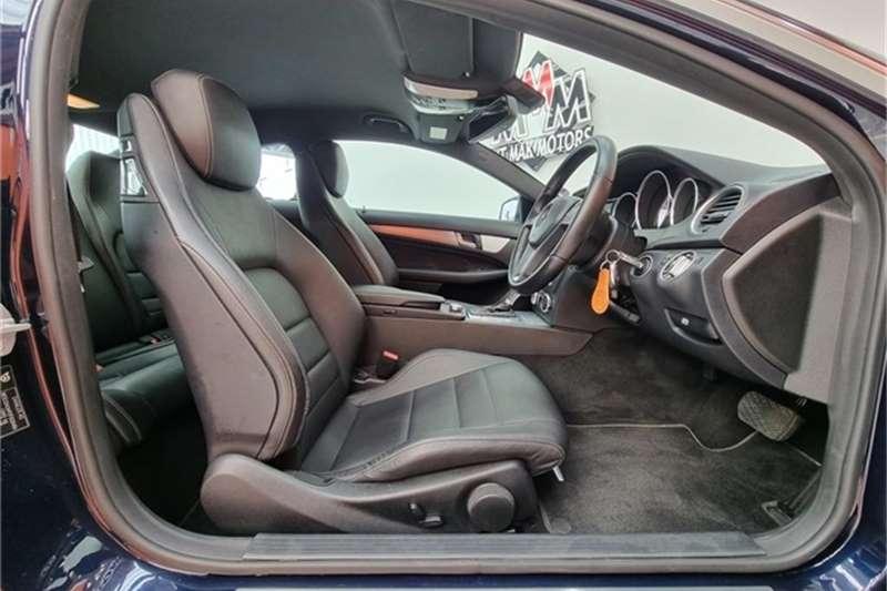 2012 Mercedes Benz C Class