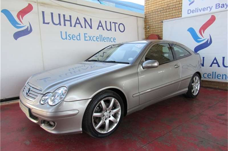 Mercedes Benz C Class K Sports Coupe AT 2005