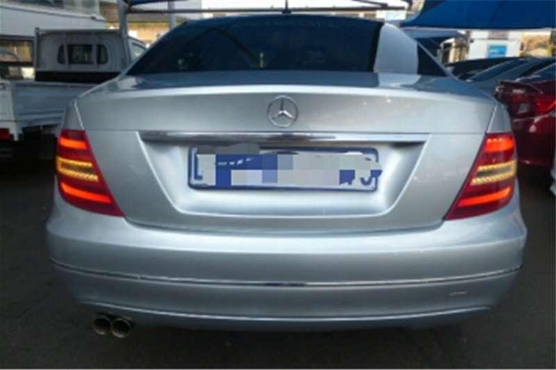 Mercedes Benz C-Class Mercedes Benz 2012