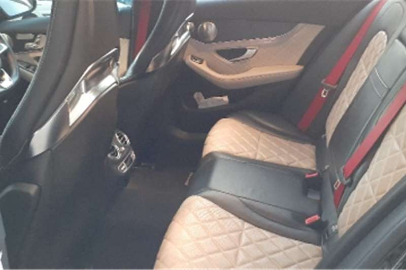 Mercedes Benz C-Class Mercedes Benz AMG C 63 S  2015
