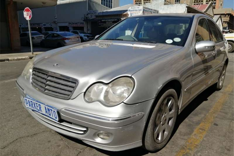 Mercedes Benz C-Class Mercedes Benz C180 2005
