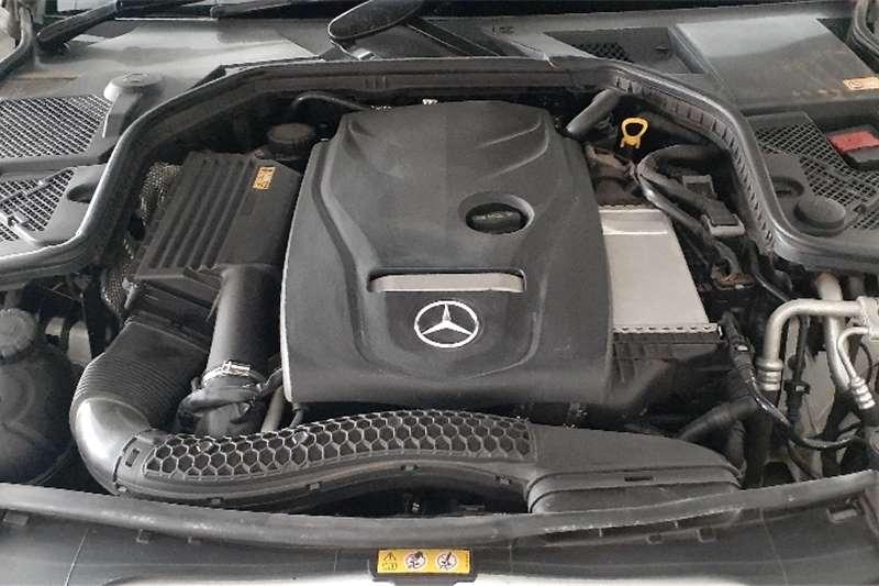 Mercedes Benz C-Class Mercedes Benz C200 AMG line auto 2016