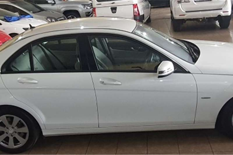 Used 2010 Mercedes Benz C-Class