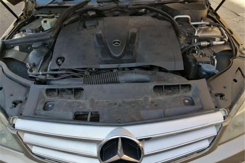 Mercedes Benz C-Class Mercedes Benz c220 CDi 2008
