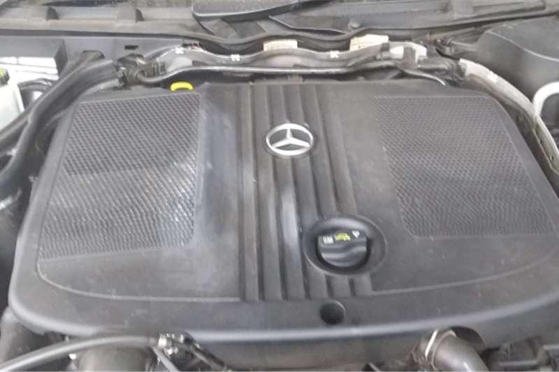 Mercedes Benz C-Class Mercedes Benz c250 CDI 2013