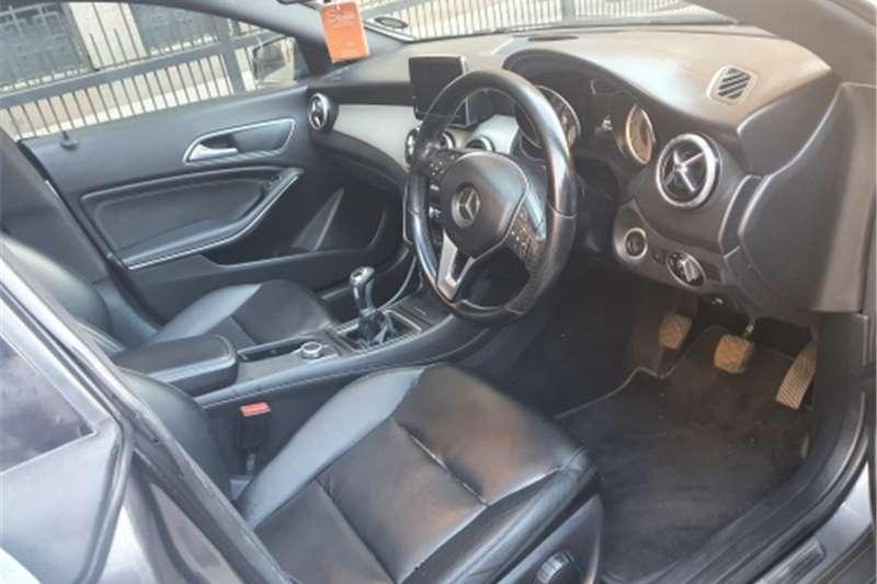 Mercedes Benz C-Class Mercedes Benz CLA200 2014