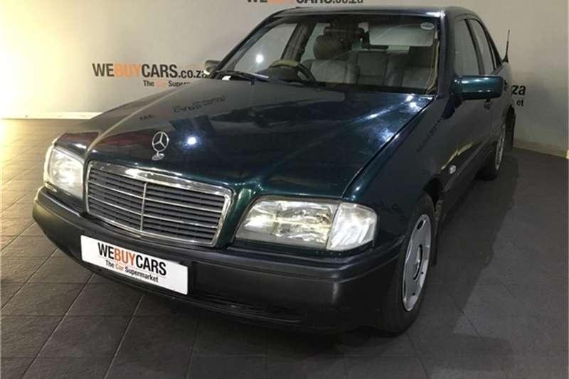 Mercedes Benz C-Class sedan 1996