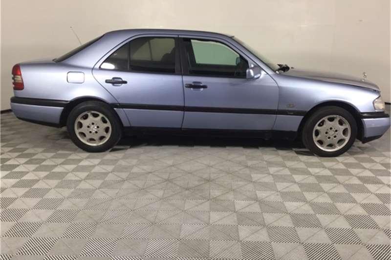 1996 Mercedes Benz C-Class sedan