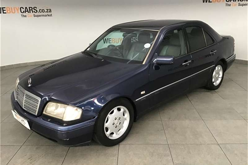 Mercedes Benz C-Class Sedan 1997