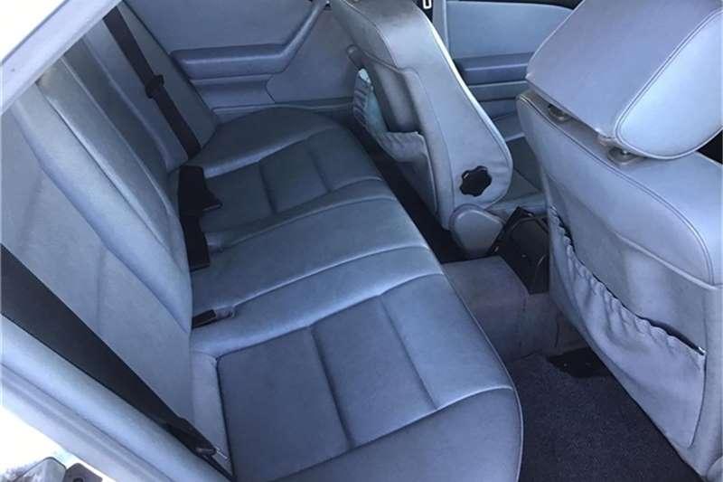 Mercedes Benz C-Class Sedan 1997