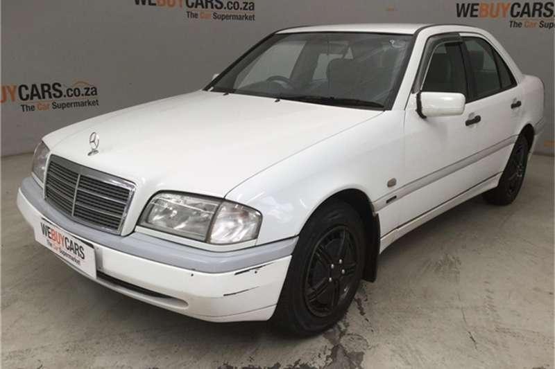 Mercedes Benz C-Class Sedan 1998