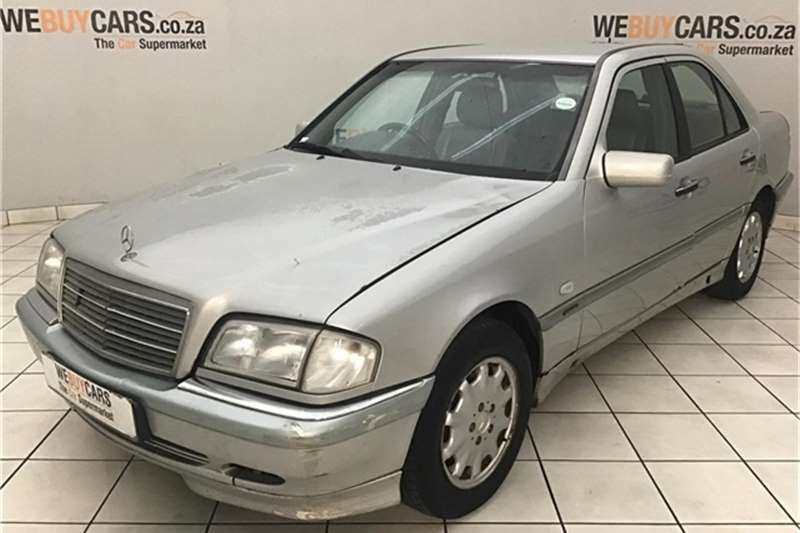 Mercedes Benz C-Class Sedan 1998