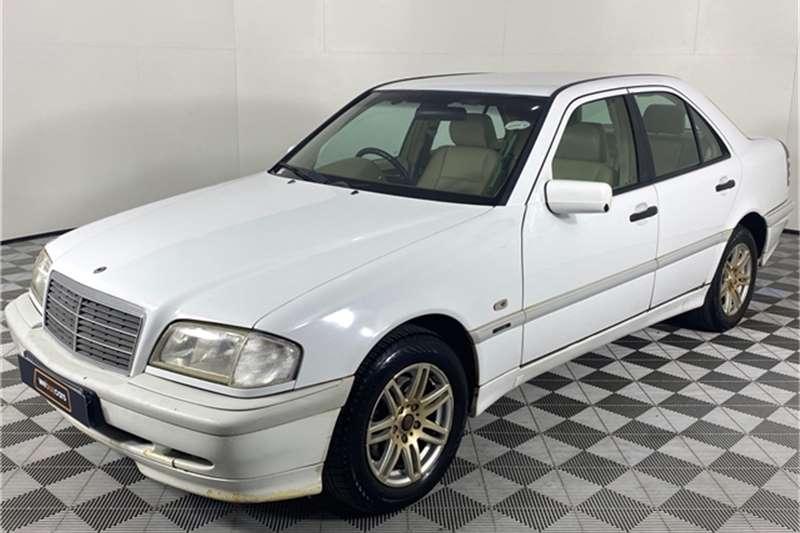 Used 1998 Mercedes Benz C-Class Sedan