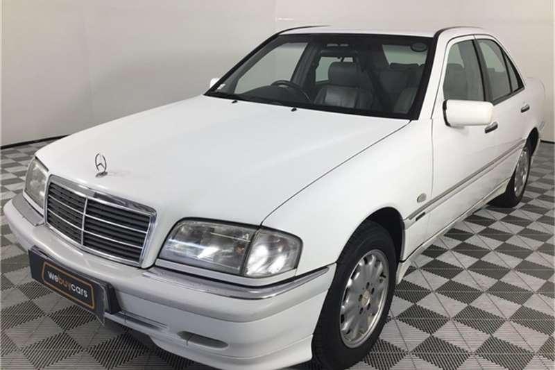 Mercedes Benz C-Class Sedan 1999