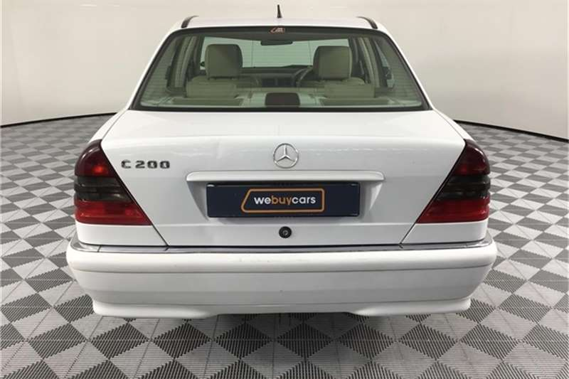 Mercedes Benz C-Class sedan 1999