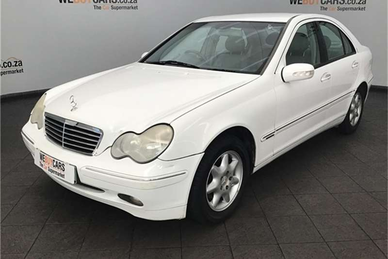 Mercedes Benz C-Class Sedan 2000