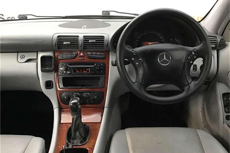 Mercedes Benz C-Class sedan 2001