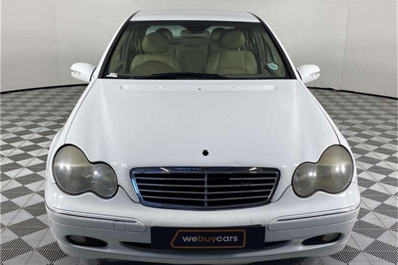 Used 2001 Mercedes Benz C-Class Sedan
