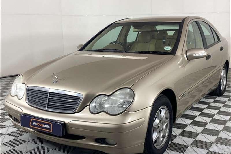 2003 Mercedes Benz C-Class sedan