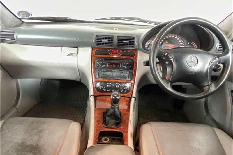 Used 2003 Mercedes Benz C-Class Sedan