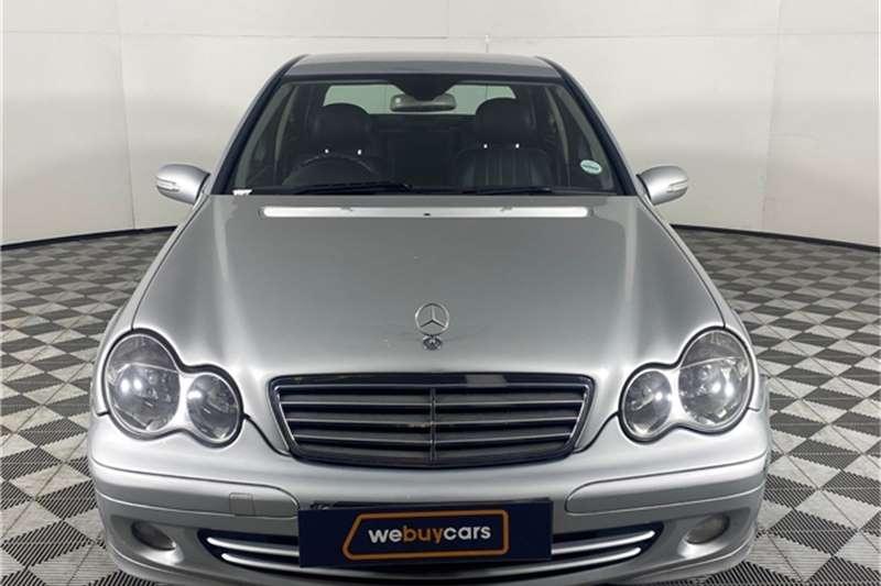 2005 Mercedes Benz C-Class sedan