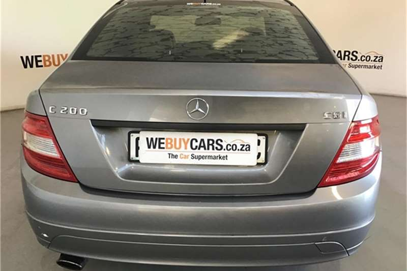 Mercedes Benz C-Class Sedan 2011