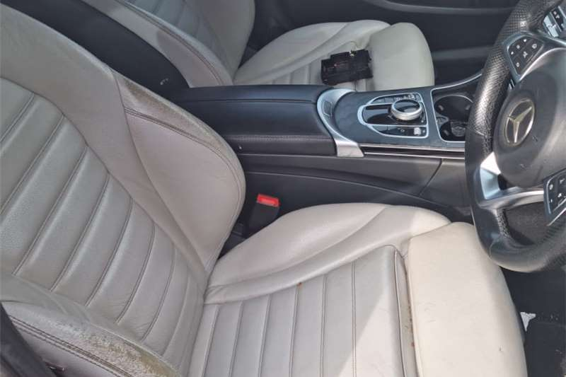 Used 2015 Mercedes Benz C-Class Sedan