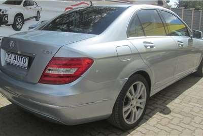 Used 2013 Mercedes Benz C-Class Sedan