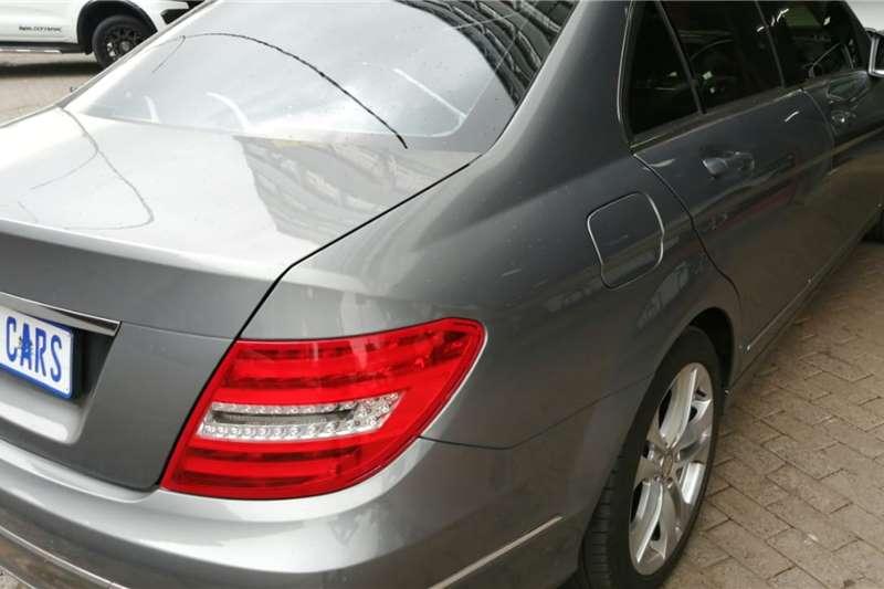 Used 2011 Mercedes Benz C-Class Sedan C180 A/T