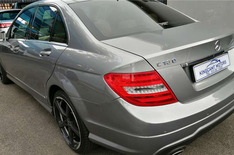 Used 2013 Mercedes Benz C-Class Sedan C180 A/T