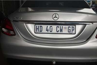 Mercedes Benz C-Class Sedan C180 A/T 2017