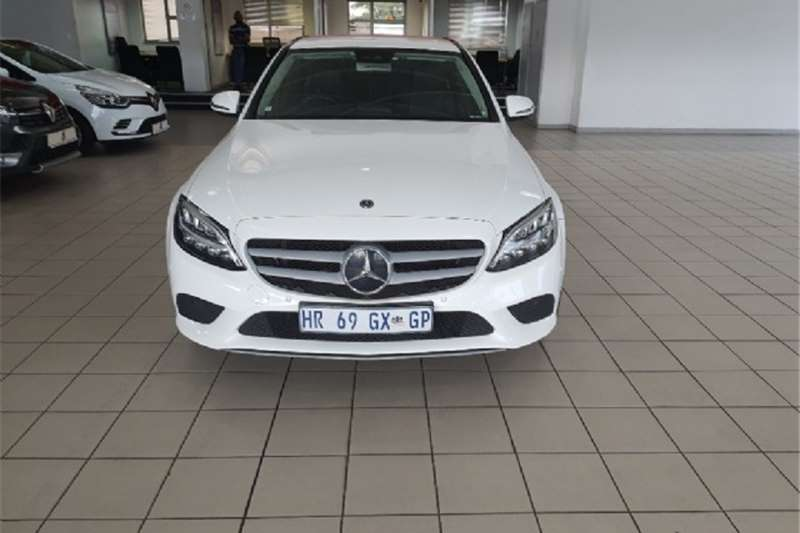 Mercedes Benz C-Class Sedan C180 A/T 2018