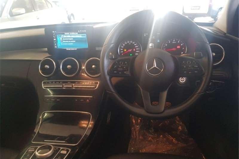 Mercedes Benz C-Class Sedan C180 A/T 2018