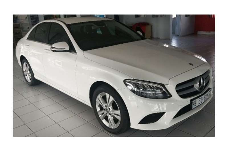 Used 2018 Mercedes Benz C-Class Sedan C180 A/T