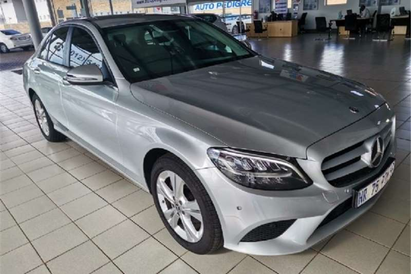 2018 Mercedes Benz C-Class sedan C180 A/T