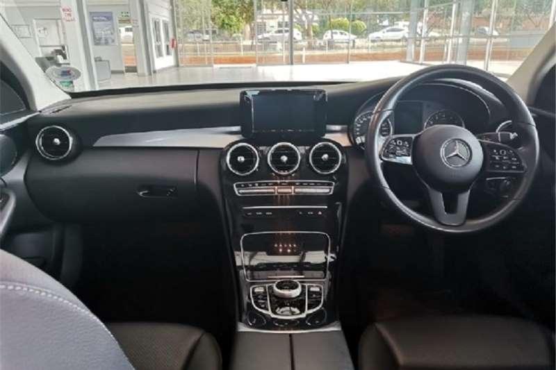2018 Mercedes Benz C-Class sedan C180 A/T