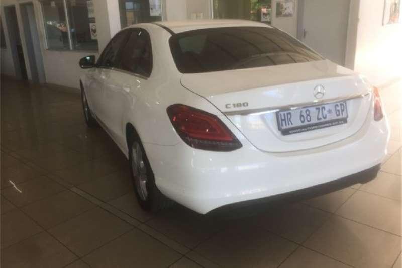 Used 2018 Mercedes Benz C-Class Sedan C180 A/T