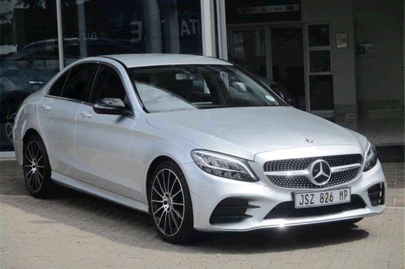 Mercedes Benz C-Class Sedan C180 A/T 2019