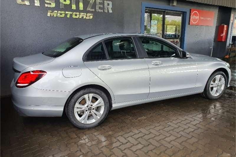 Used 2019 Mercedes Benz C-Class Sedan C180 A/T