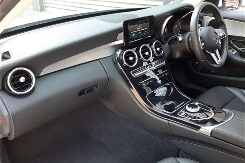 2019 Mercedes Benz C-Class sedan C180 A/T