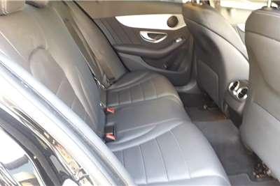 2020 Mercedes Benz C-Class sedan C180 A/T