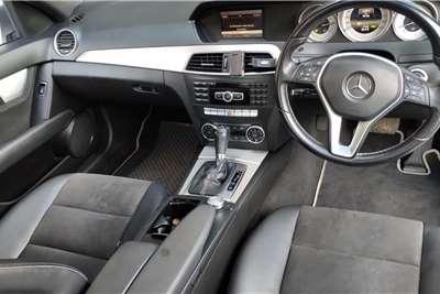 Mercedes Benz C-Class Sedan C180 AMG LINE A/T 2014