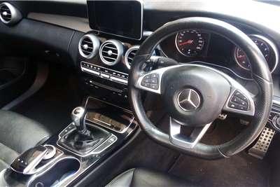 2015 Mercedes Benz C-Class sedan C180 AMG LINE A/T