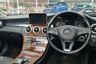 Used 2016 Mercedes Benz C-Class Sedan C180 AMG LINE A/T