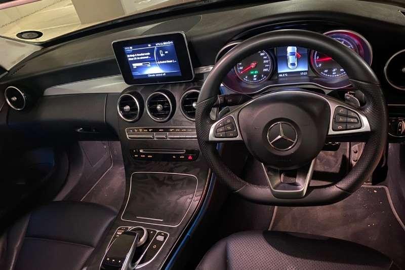 Mercedes Benz C-Class Sedan C180 AMG LINE A/T 2017
