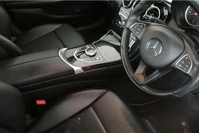 Used 2017 Mercedes Benz C-Class Sedan C180 AMG LINE A/T