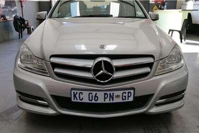 Used 2013 Mercedes Benz C-Class Sedan C200 A/T